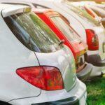 Parkirani auti