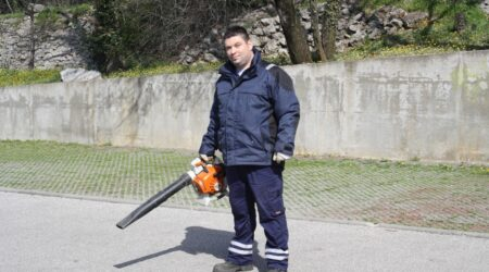 Čišćenje javnih površina